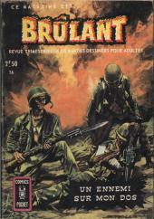 Brûlant (1re série) -16- Un ennemi sur mon dos