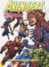 Avengers (Les Aventures) -1- Héros, rassemblement