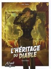 L'héritage du Diable -1b2009- Rennes-le-château