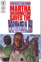Martha Washington saves the world (1997) -3- Issue 3/3