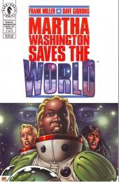 Martha Washington saves the world (1997) -1- Issue 1/3