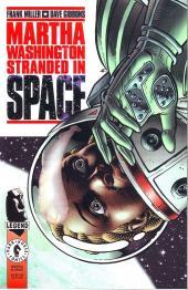 Martha Washington (One shots) -HS- Martha Washington stranded in space