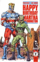 Martha Washington (One shots) -HS- Happy birthday Martha Washington
