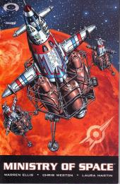Ministry of Space (2001) -3- Issue 3 of 3