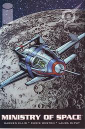 Ministry of Space (2001) -2- Issue 2 of 3