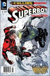 Superboy (2011 - 2) -9- The culling part 2: lost claws