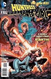 Worlds' Finest (2012) -2- Huntress/Powergirl: rebirth 2