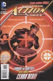 Action Comics (2011) -10- Bulletproof