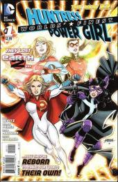 Worlds' Finest (2012) -1- Huntress/Powergirl: rebirth