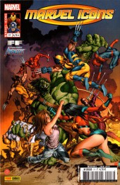 Marvel Icons (Marvel France - 2011) -17- La renaissance