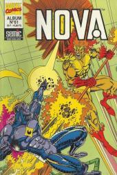Nova (LUG - Semic) -Rec61- Album N°61 (du n°196 au n°198)