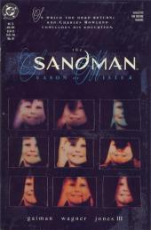 The sandman (DC comics - 1989) -25- Season of mists 4