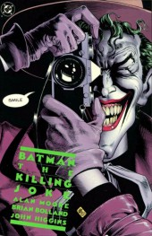 Batman (One shots - Graphic novels) -OS- Batman: The Killing Joke