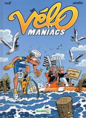Les vélo Maniacs -8- Tome 8