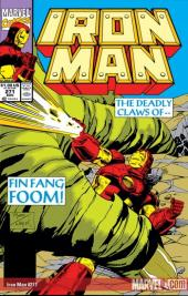 Iron Man Vol.1 (Marvel comics - 1968) -271- The deadly claws of Fin Fang Foom