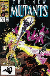 New Mutants (The) (1983) -54- Ratrace !