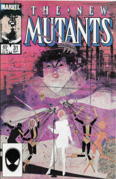 New Mutants (The) (1983) -31- Saturday Night Fight