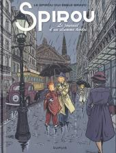 Spirou et Fantasio (en langues régionales) -Brux- Le journal d'un slumme kadei