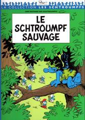 Les schtroumpfs - Collection Télé 7 jours -2- Le Schtroumpf sauvage