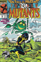 New Mutants (The) (1983) -60- Suspended Ani-Mation !