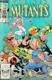 New Mutants (The) (1983) -65- Demons