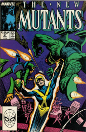 New Mutants (The) (1983) -67- Promise