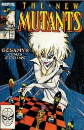 New Mutants (The) (1983) -68- Illusion!