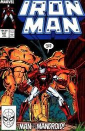 Iron Man Vol.1 (Marvel comics - 1968) -227- The Last Mandroid