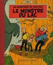 Chick Bill (collection du Lombard) -9a- Le monstre du lac