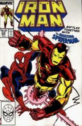 Iron Man Vol.1 (Marvel comics - 1968) -234- Fallout !