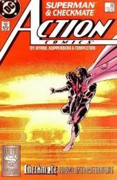 Action Comics (1938) -598- Checkmate