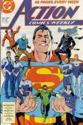 Action Comics (1938) -601- And the pain shall leave my heart