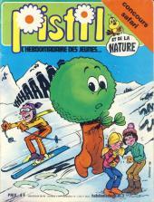 Pistil -3- Numéro 3