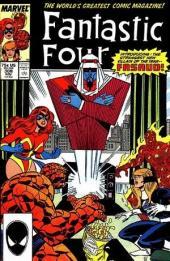 Fantastic Four (1961) -308- Fasaud !