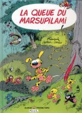 Marsupilami -1a- La queue du marsupilami