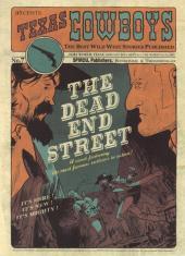 Texas Cowboys -7MR3871- The Dead End Street