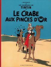 Tintin (Historique) -9B39- Le crabe aux pinces d'or