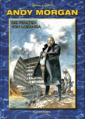 Andy Morgan -1- Die piraten von lokanga