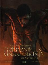 Chronik der Unsterblichen (Die) -2- Am Abgrund II