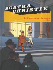 Agatha Christie (Emmanuel Proust Éditions) -22- Le couteau sur la nuque