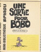 Bobo -MR1573- Une sortie pour Bobo