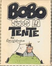 Bobo -MR1671- Bobo sous la tente