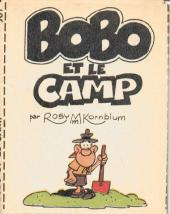 Bobo -MR1672- Bobo et le camp