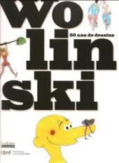 (AUT) Wolinski - 50 ans de dessins