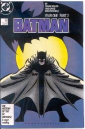 Batman Vol.1 (DC Comics - 1940) -405- Year 1 (Part 2) - War is declared