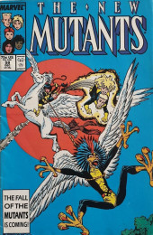 New Mutants (The) (1983) -58- A Bird in the Hand