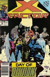 X-Factor (Marvel comics - 1986) -70- Ends and Odds