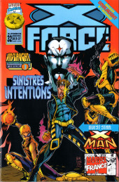 X-Force -32- Sinistres intentions