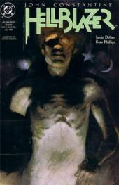Hellblazer (1988) -31- Mourning of the Magician