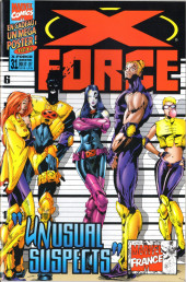 X-Force -31- Unusual suspects
